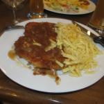 Schnitzel with Spaetzle
