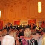 Concert in Hofburg Castle