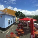 Amazing views from Pirata overlook Angra and Mont Brazil