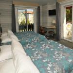 Chambre familiale Hotel Le Rond Point