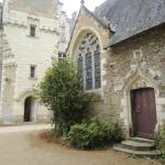 The chapel next to the chateau is worth a visit.