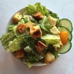 A wonderfully-zesty caesar salad