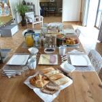 Le copieux petit-déjeuner !