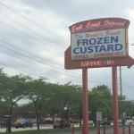 Bilde fra East Coast Original Frozen Custard