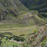 Viewed from the Inca Trail