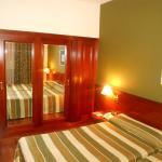 Dormitorio y armario