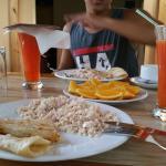 Maldivian Breakfast