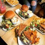 The Cobble Club and Burgers