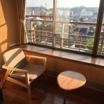 Sitting area of our Junior Suite