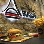 Le burger de Montmartre