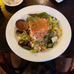 Thai Smoked Salmon Salad