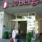 Foto de Ivbergs Hotel Berlin Messe