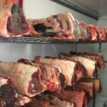 Our dry age store