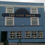 The Gate House frontage