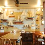 Interior of Carvers Pictou