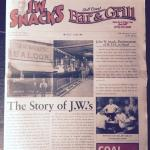 J.W. Snacks Gulf Coast Bar and Grill