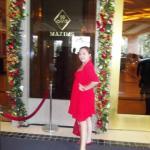 ME AT MAXIMS HOTEL
