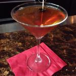 The bartender Ryan makes an excellent Manhattan. One of my favorite stops when I'm in Spokane.