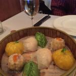 Awesome dumpling appetizer