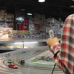 スロットカーレーシング アイリス(IRIS Slot-Car Race Track)