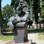 памятник В.Короткевичу