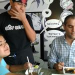 Buen servicio en Sensei Sushi bar Tuxtla