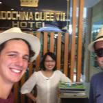 Indochina Queen Hotel II Foto