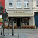 Sculptures outside of De Kuppe
