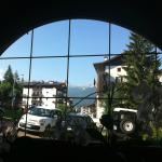 View from the Comedor