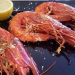 Carnes, pescados y mariscos frescos.