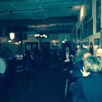 Inside Earl's - very cool 'n hip bar