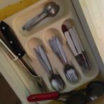 Посуда в номере