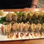Tiger Roll and Caterpillar Roll