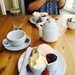 Amazing little tea shop with fantastic service