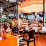 55 Bistrot   Lounge Luxury Restaurant