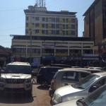 Margao Residency - view from the street
