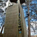 Our Abseil Tower