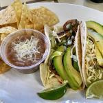 Salsa Verde Shrimp Tacos