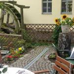 Terrasse am Mühlenrad