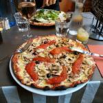 pizza vents d'anges (divine)