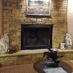 Foto de Flying Saddle Resort & Steak House