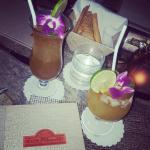 Cheers~! Our delicious drinks - Hale Tai is a must have!