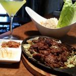 Beef Bulgogi & Thai Basil Martini (voted Best of Boise)