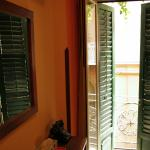 Camere con balconi privati, urban green