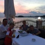 Villa Petrac Restaurant Foto