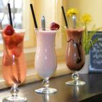 Delicious cold drinks to quench your thirst...