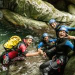 Have fun ! Enjoy canyoning !