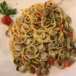 Spaghetti alle vongole buonissimi