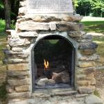 The Cherokee Eternal Flame