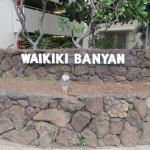 Even though older, Waikiki Banyan is a good place to stay.